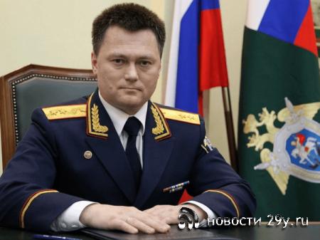 Биография нового прокурора Игоря Краснова