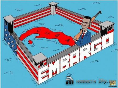Эмбарго – что это такое?
