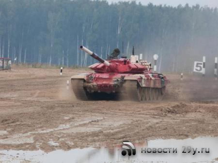 Русские танкисты хуже украинцев стрелять не могут