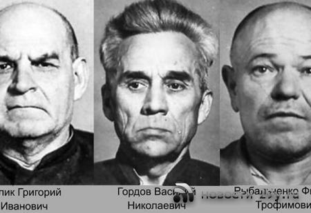 За разговоры – расстрел! Василий Гордов и Филипп Рыбальченко