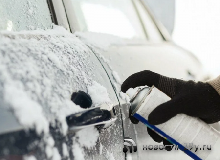 Что делать, чтобы двери в машине не примерзали в мороз и можно было открыть замок