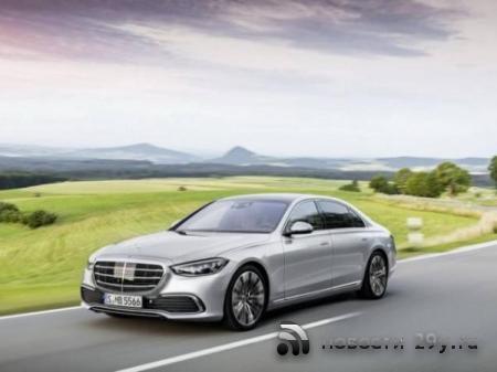 Новый Mercedes-Benz S-Класс – высокотехнологичный комфорт и безопасность
