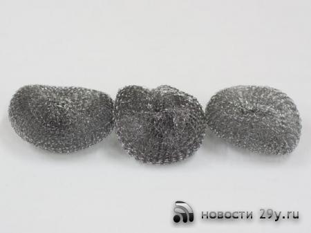 Непривычные способы использования металлической мочалки