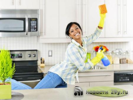 Как можно поддерживать чистоту, если нет времени на уборку